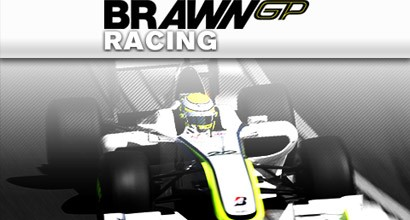 Upstream and Brawn GP Formula 1 Team